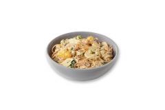 Salade de Gambas aux Mandarines