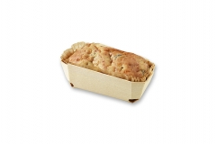 "Cake au Canard ""Bloc de Foie Gras"""