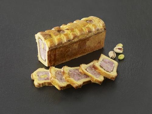Mini pâté en croûte Canard Pistaché (3%)