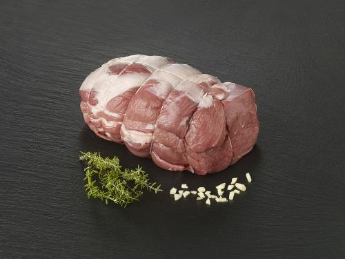 Rôti de Selle d'agneau